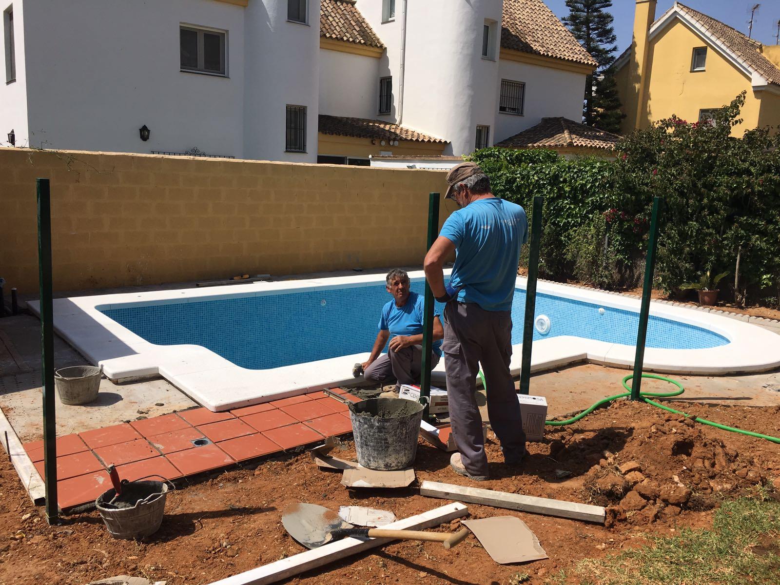 Nueva piscina en el puerto de santa mar a for Piscina municipal el puerto de santa maria