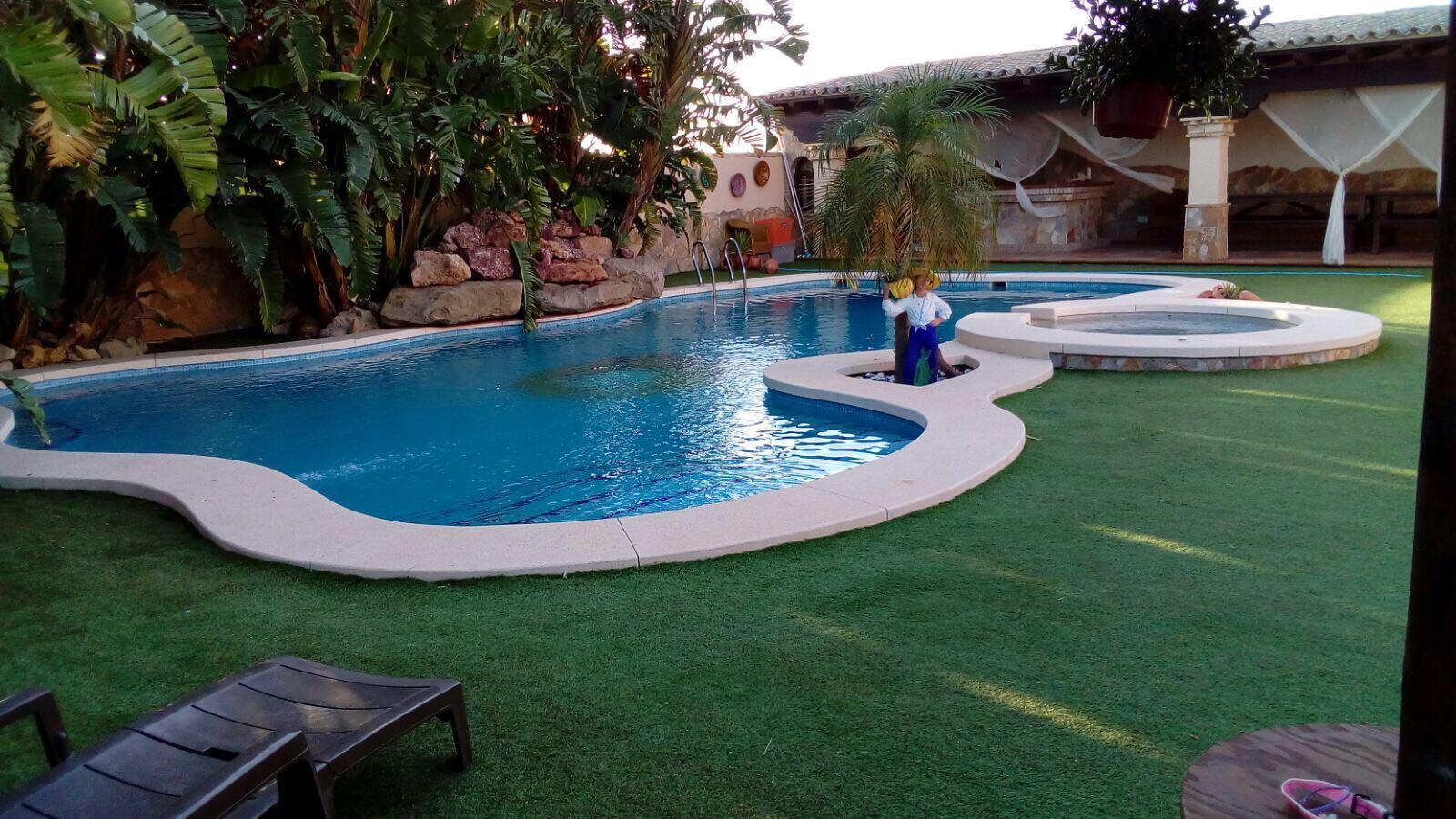 nuevo proyecto terminado en la colonia aqualar piscinas